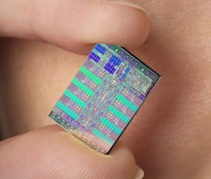 IBM's Cell microprocessor
