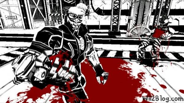 MadWorld Wii screenshot