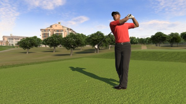 Tiger Woods PGA Tour Wii