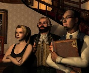 Eternal Darkness screenshot