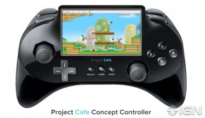 IGN's Project Café Controller Mockup
