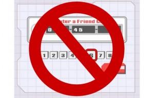 No Friend Codes!