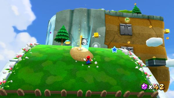 Super Mario Galaxy 2 HD