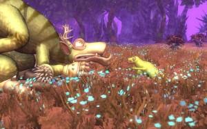 Spore Creature Stage screenshot