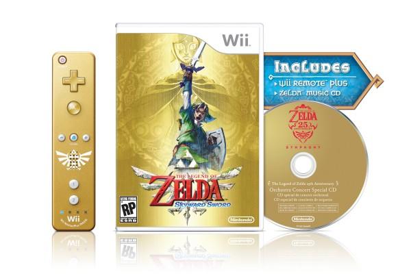 The Legend of Zelda: Skyward Sword Bundle