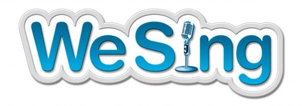 We Sing Logo