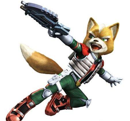 Fox McCloud - Star Fox Assault