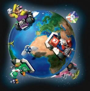 Mario Kart DS Online
