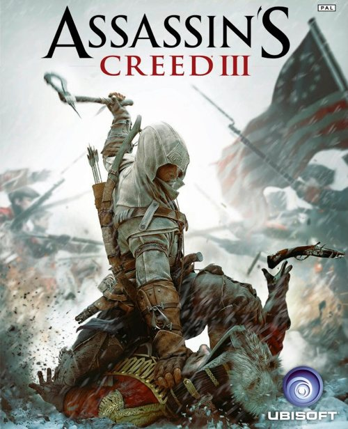 Assassin's Creed 3 Cover Art