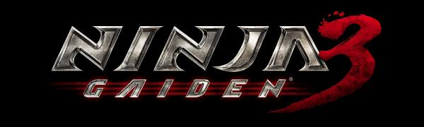 Ninja Gaiden 3 Logo
