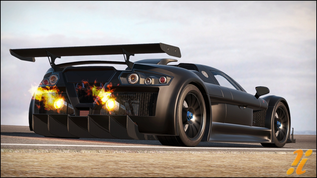 Slightly Mad Studios Racing Simulation Game Project Cars Is Due For Release In 2013 The Slated PlayStation 3 Xbox 360 PC And Wii U