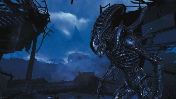Movie Poster avp movie poster : What it will be like to control the xenomorphs