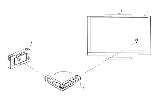 Patent Shows How Wii Remote And Wii U Will Interact